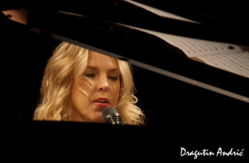 Photograph Diana Krall by Dragutin Andric on 500px