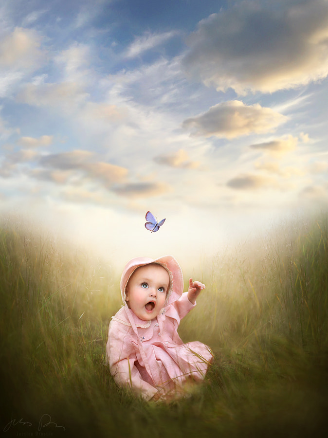 Butterfly by Jessica Drossin
