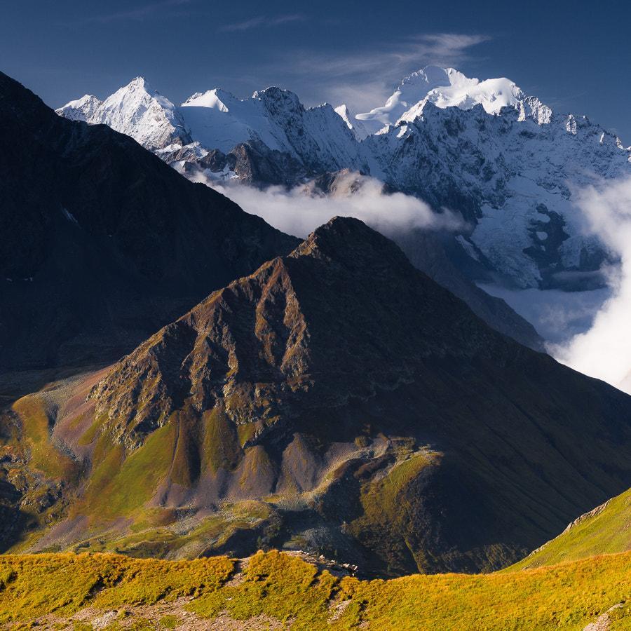 Rêve d'Himalaya by Vincent Favre