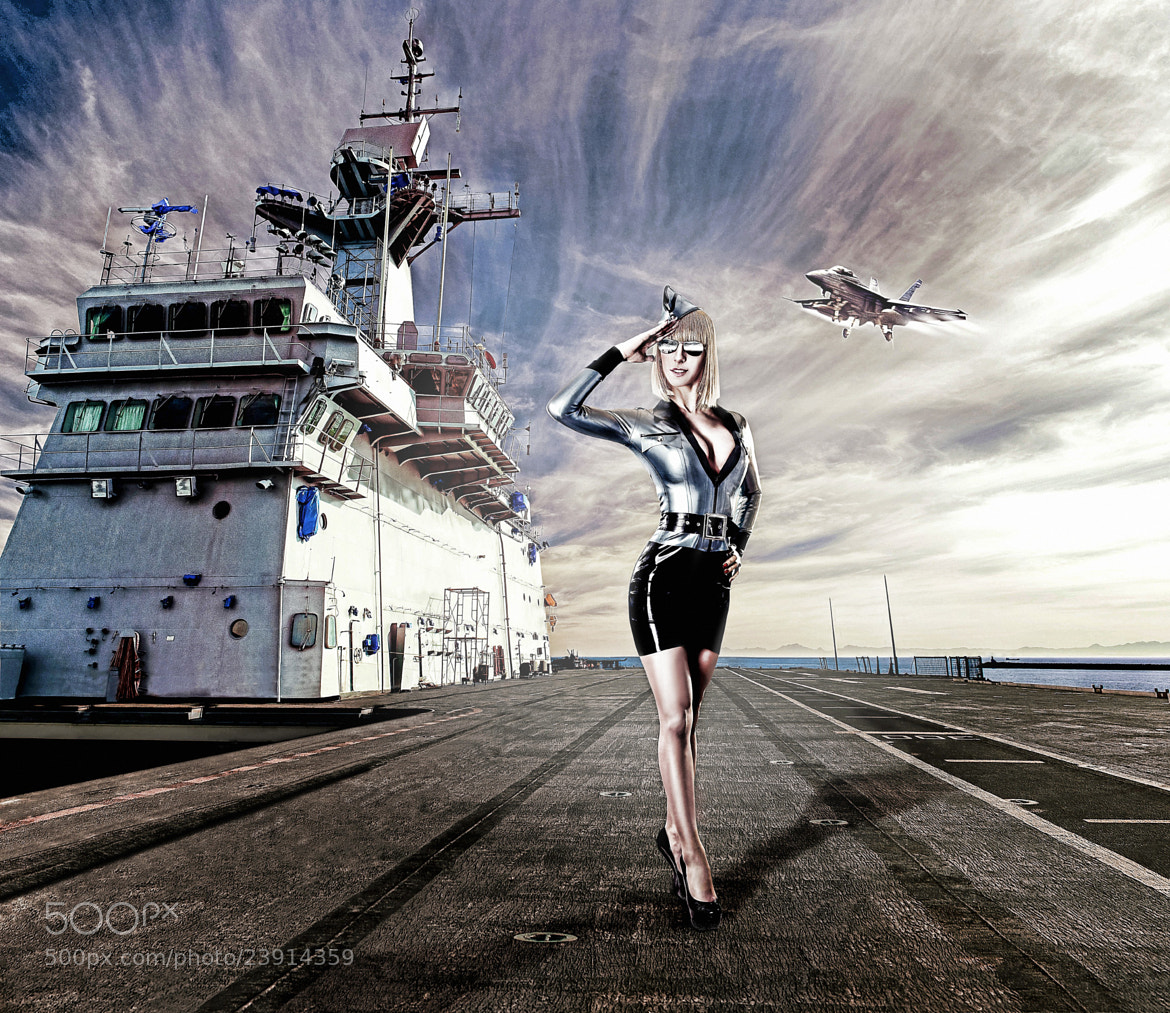 Photograph Navy latex by frank elposito on 500px