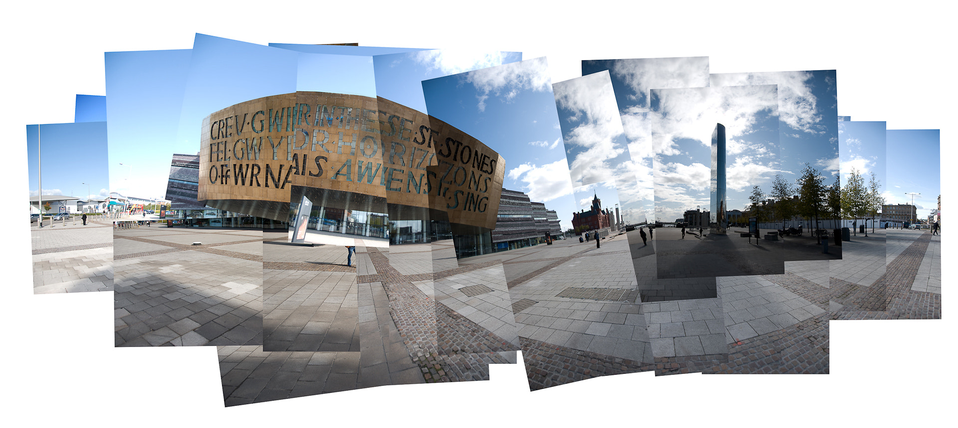 Photograph Cardiff Millenium Centre by rapscallion on 500px