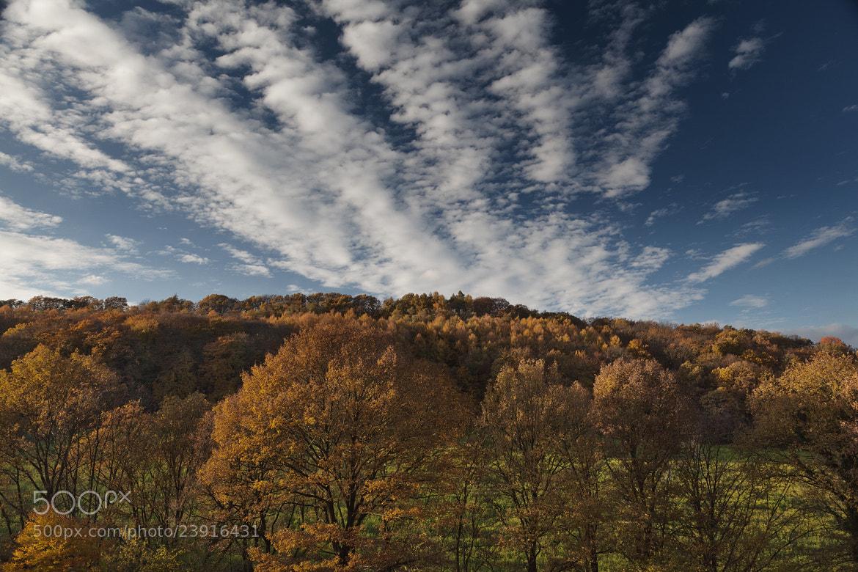 Photograph Autumn Hills by Daniel Kanski on 500px