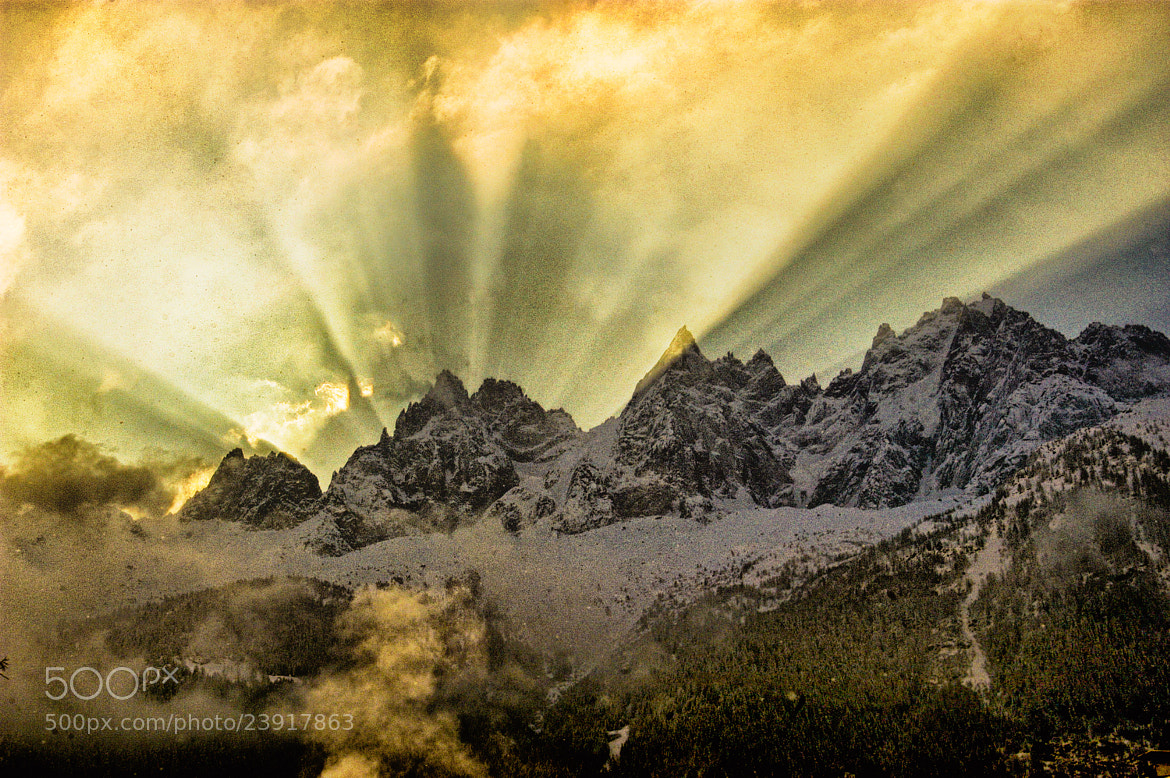 Photograph Mont Blanc by Edmund Orzsik on 500px