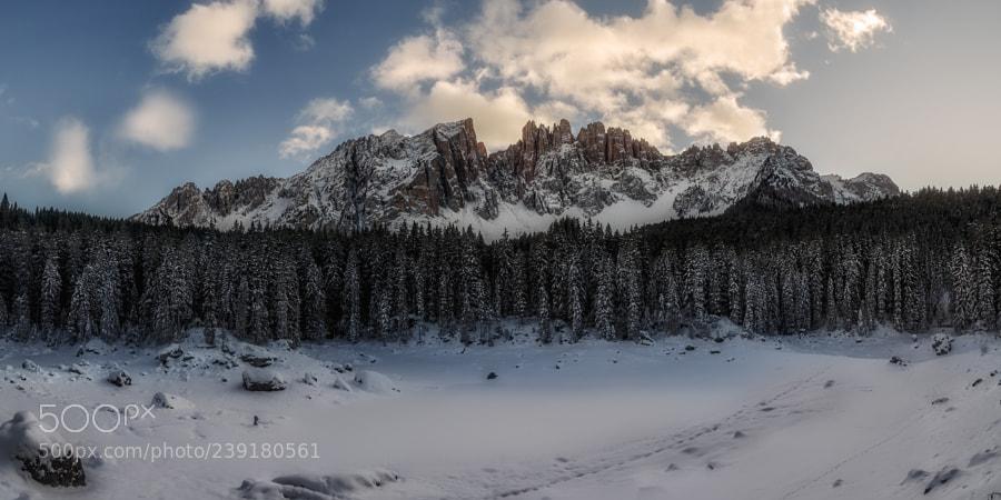 Gruppo del Latemar, Dolomiti