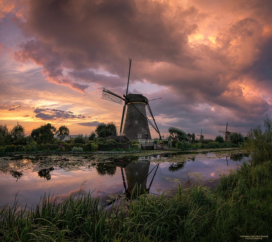 5 Minutes by Herman van den Berge