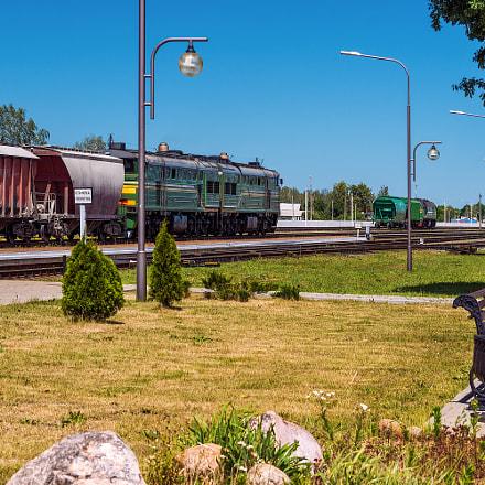 Railways in the Republic of Belarus
