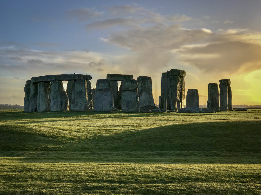 Another view of Stonehenge by Glen Campbell on 500px.com