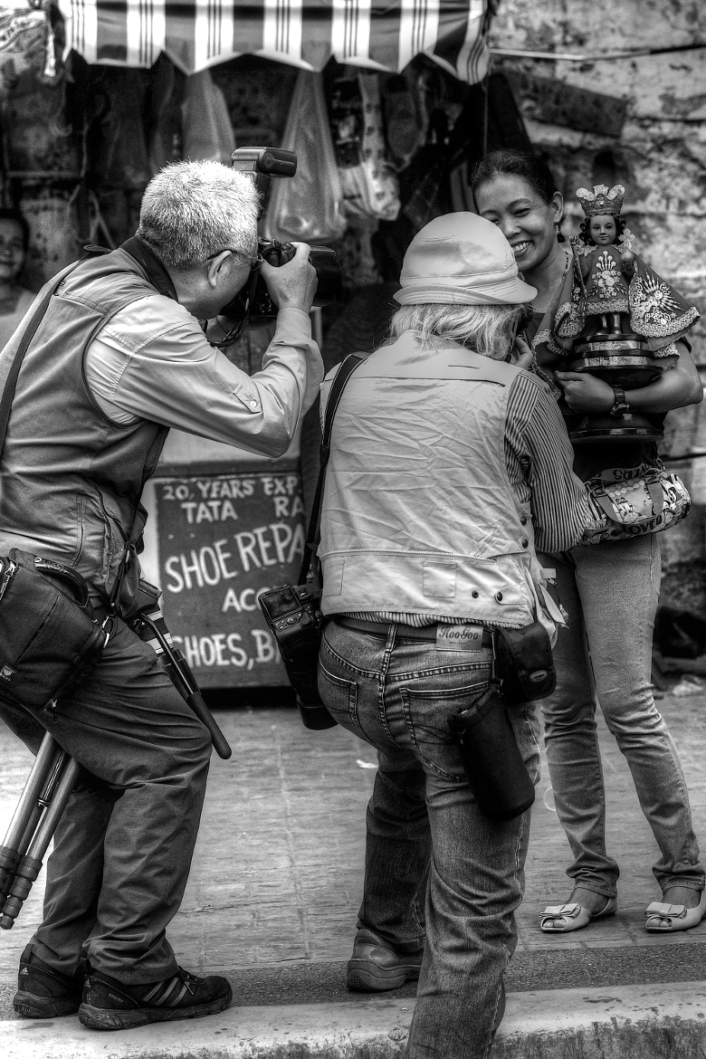 Photograph Street Photographer by Rufo Taguiam on 500px