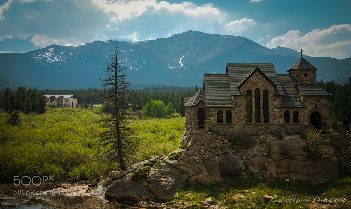 Photograph Mountain Church by Ivan Landron on 500px