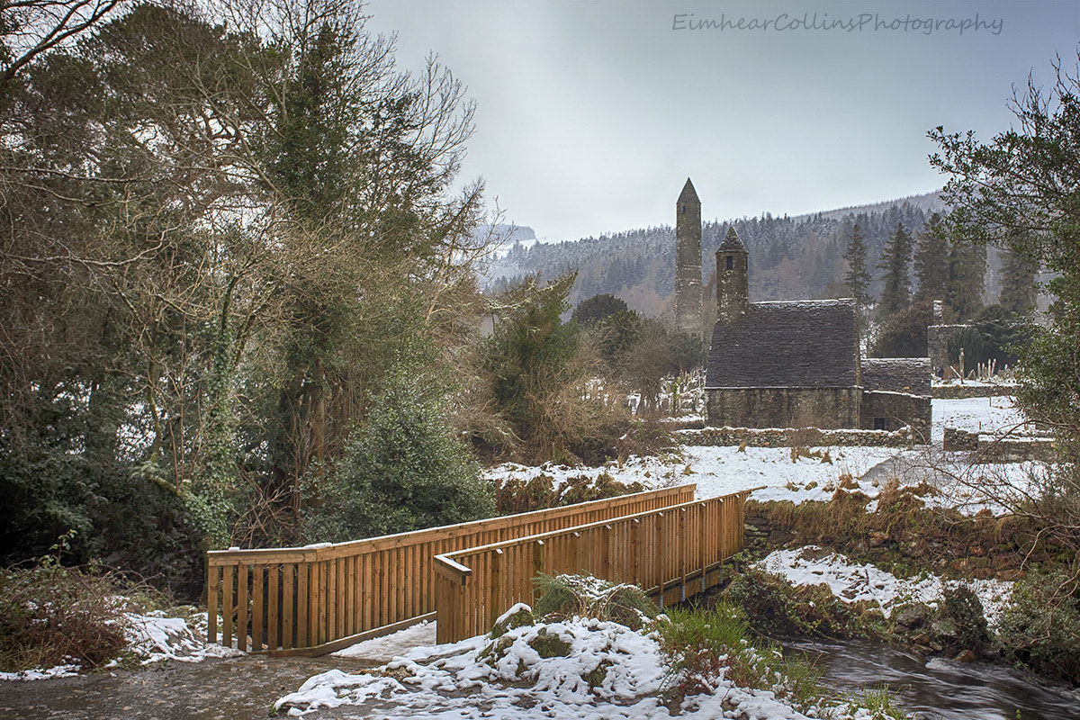Photograph St Kevins Monastic Settlement, Glendalough by Eimhear Collins on 500px