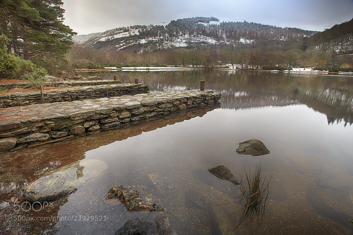 Photograph Upper Lake , Glendalough by Eimhear Collins on 500px