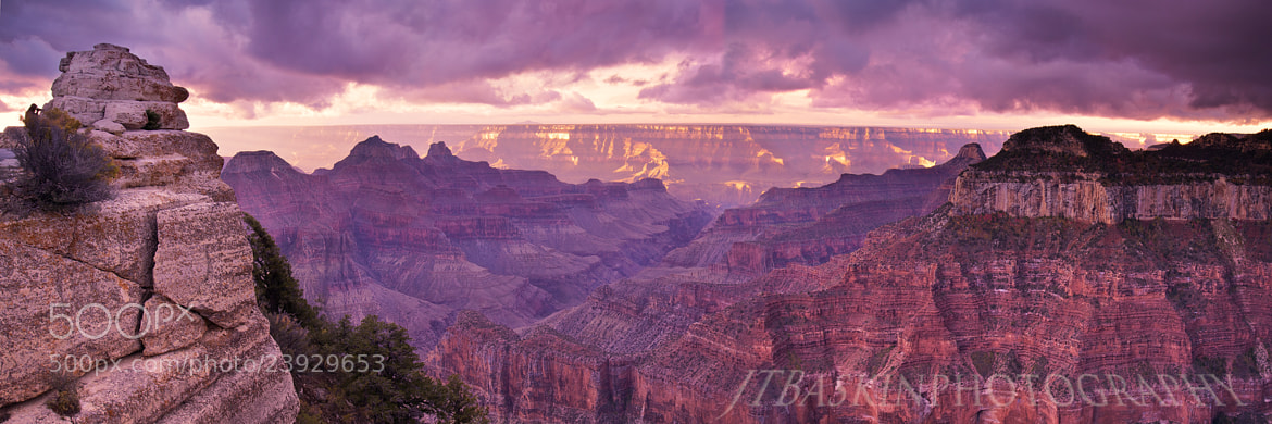 Photograph Bright Angel Sunrise - Grand Canyon National Park by taylor baskin on 500px