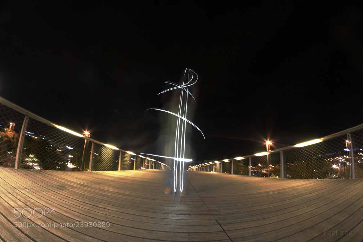 Photograph LightPainting Design by Claire Combarel on 500px