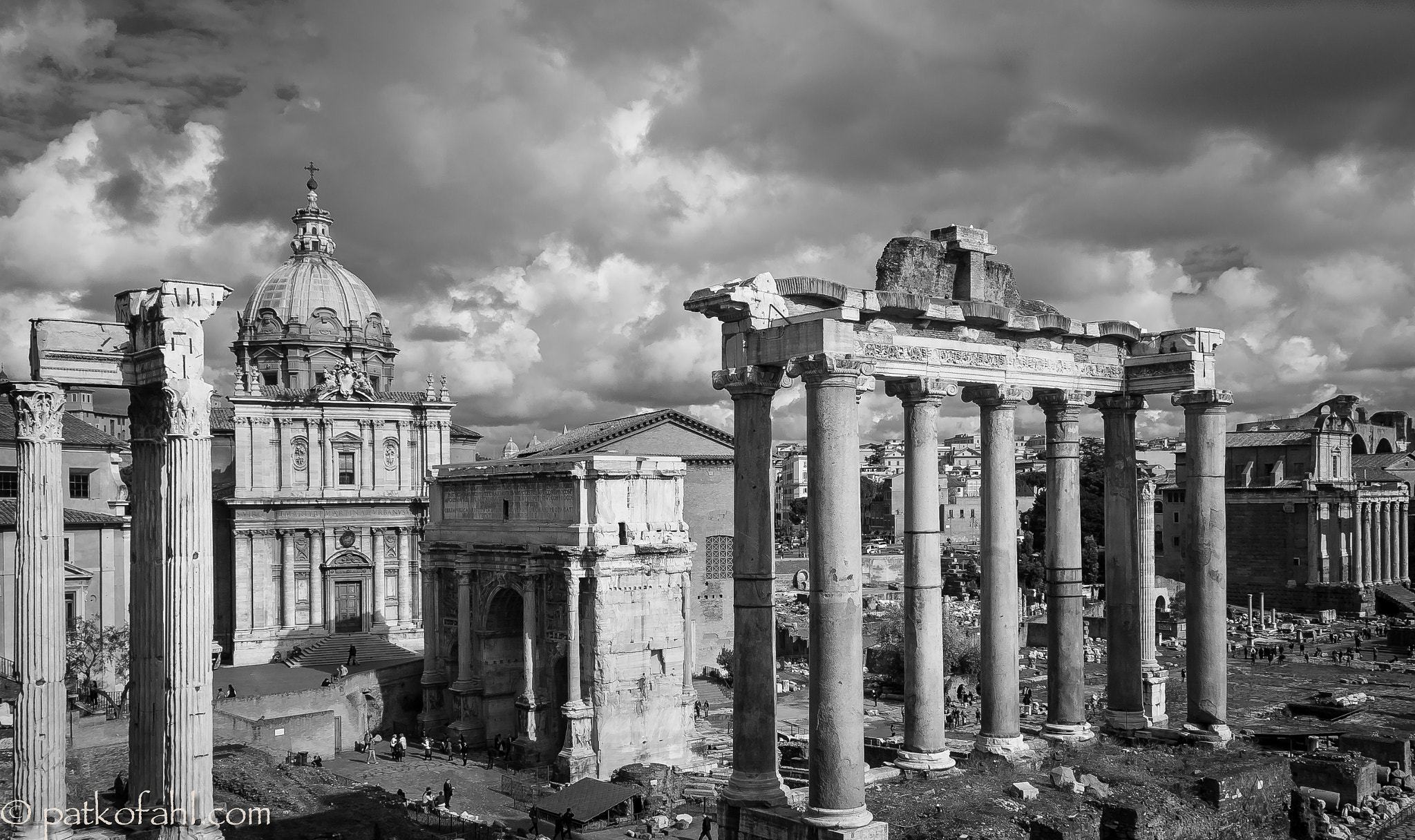 Photograph Roman Forum by Pat Kofahl on 500px