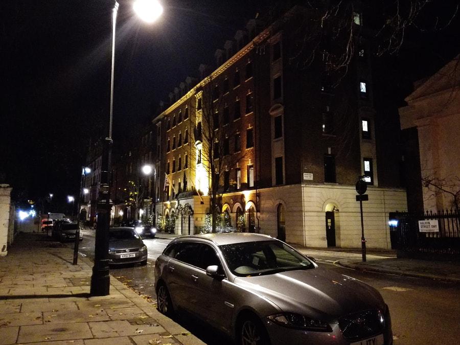 Halkin St, London by Sandra  on 500px.com