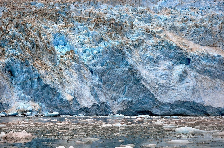 Photograph Aialik Glacier by Mark Stevens on 500px