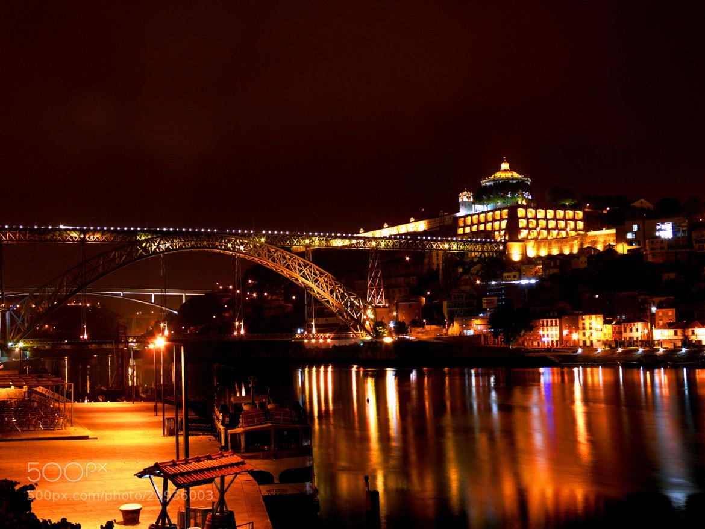 Photograph O Porto e Gaia by Joaquim Machado on 500px