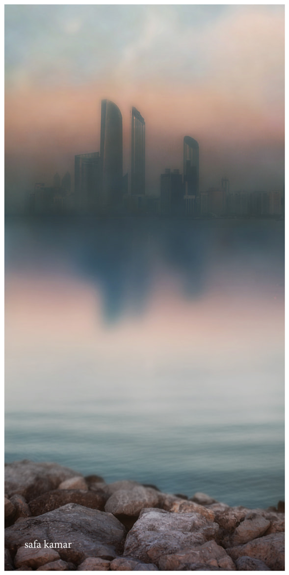 Photograph foggycity by safa kamar on 500px