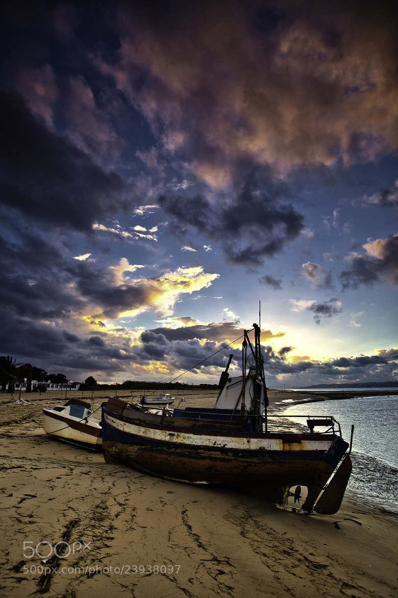 Photograph Old Boat  by coyphotographer byMarcos on 500px