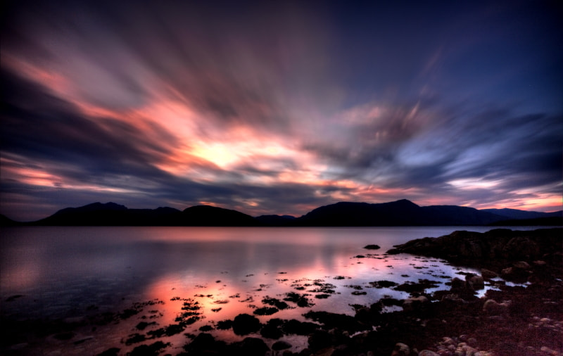 Photograph Loch Linnhe - Scotland by Denis Vilbois on 500px