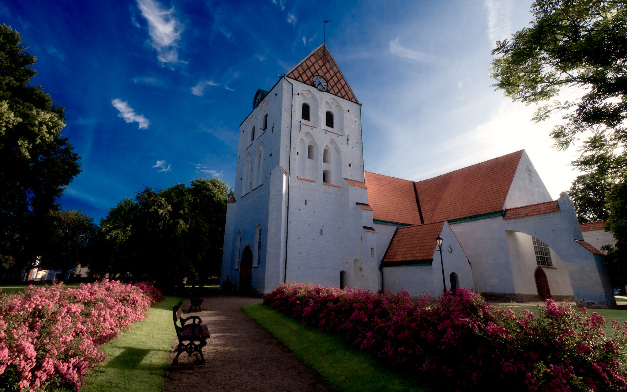 Photograph Church at 7.23 by Peter Giger on 500px