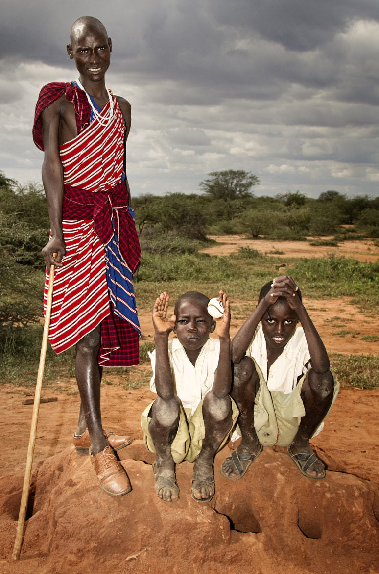 Photograph Massai Village by David O Sullivan on 500px