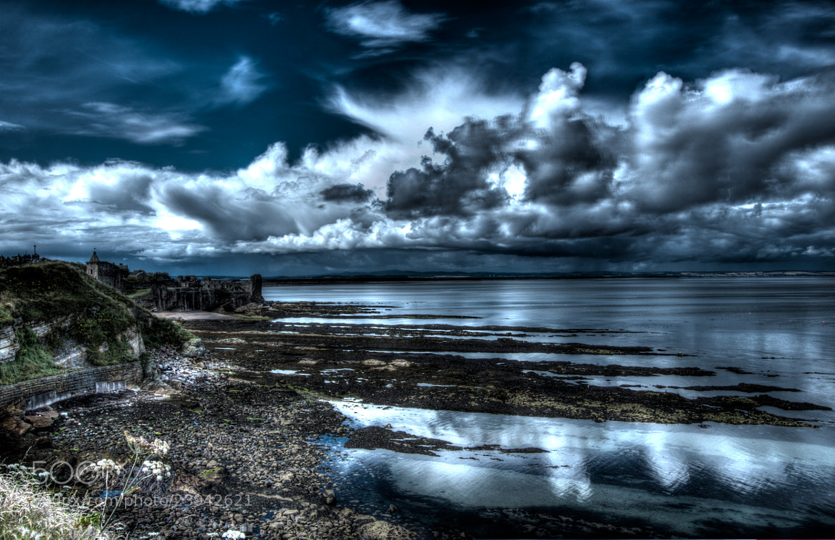 Photograph Saint Andrews - Scotland by Denis Vilbois on 500px