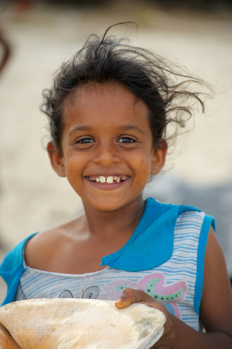 Photograph Smiling girl by Javier Suárez Cabeza on 500px