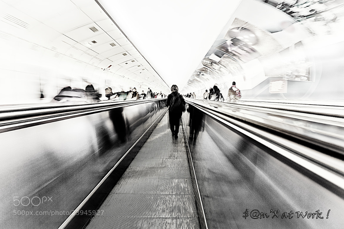 "Photograph ""The Tube"" by Samuel Pignan on 500px"