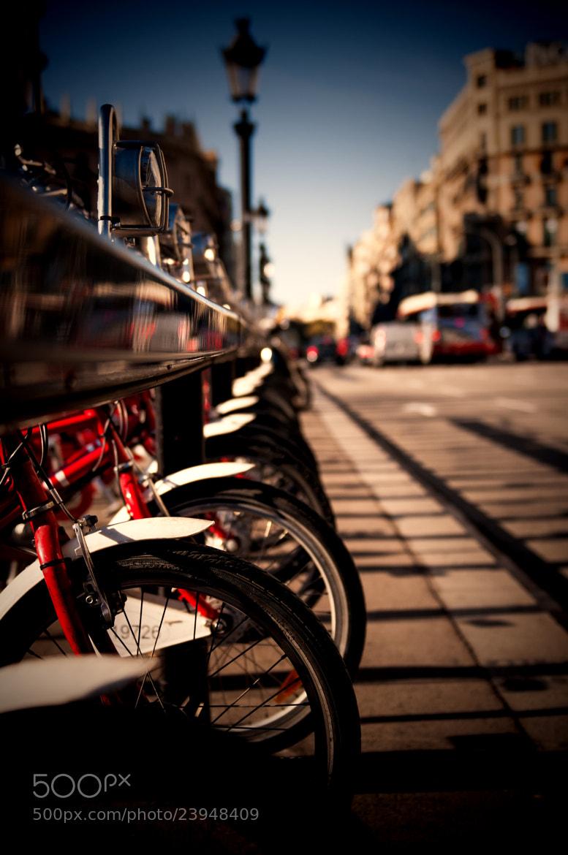 Photograph catalan wheels by Redi Guzja on 500px