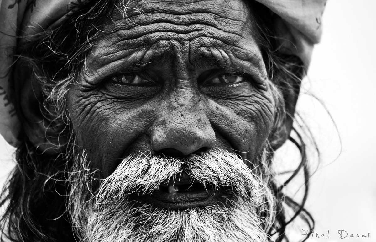 Photograph An Old Man by Pinal Desai on 500px