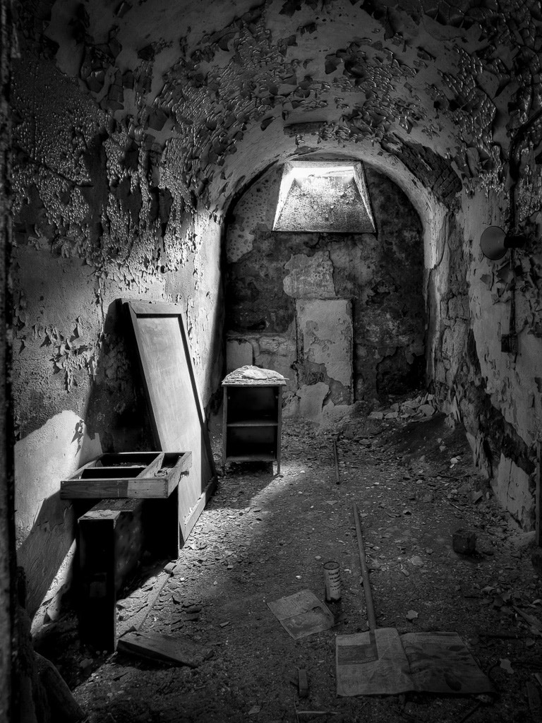 Photograph Light in Prison Cell by Boris-HD Photo on 500px