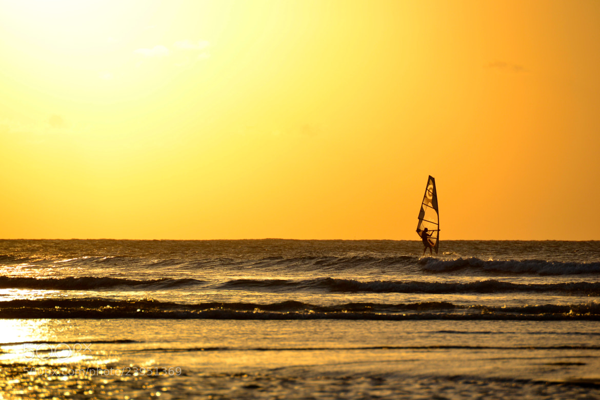 Photograph Windsurfing by Matteo Cervini on 500px
