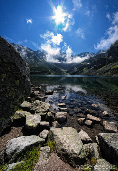 Photograph Sun in Tatra's mountains by Maciej Repecki on 500px