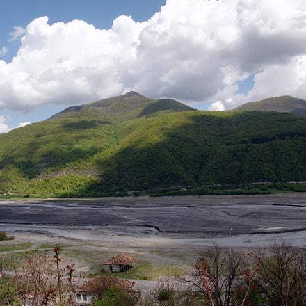 Georgia. Ananuri
