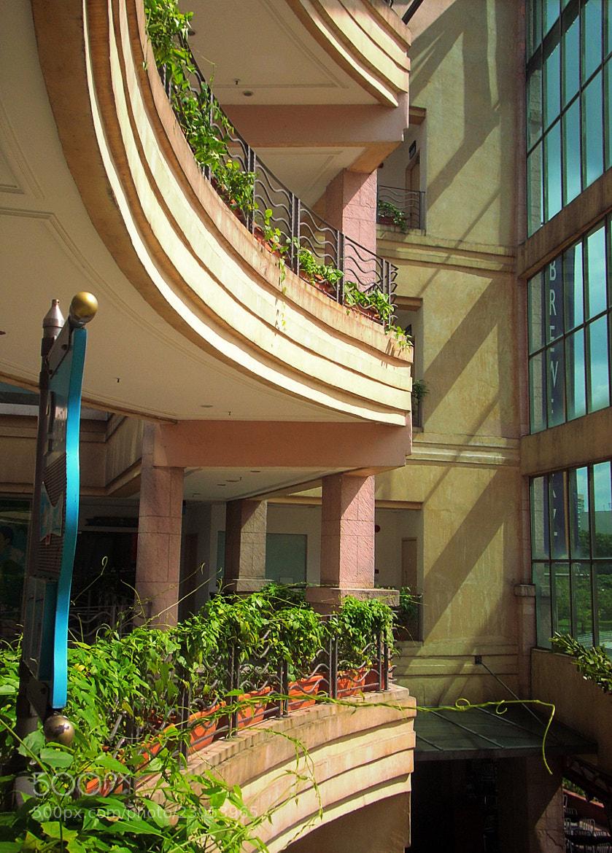 Photograph balconies inside by Zlata Vishnevska on 500px