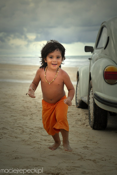Photograph Brazilian boy by Maciej Repecki on 500px