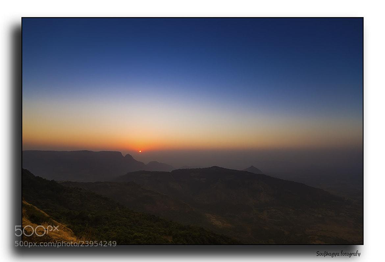 Photograph Sunset - matheran by Soubhagya Sagar Behera on 500px