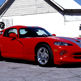 1998 Dodge Viper GTS by michael  (mipj)) on 500px.com