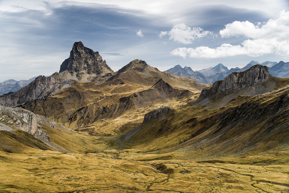 Photograph Midi d'Ossau Color by Iñaki Tejerina Guruziaga on 500px
