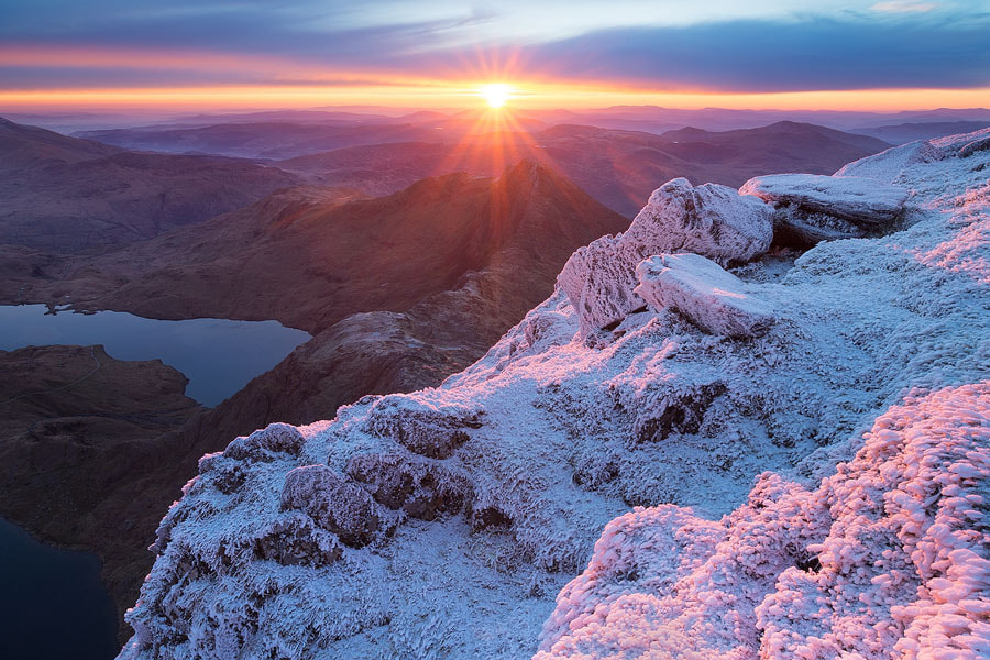 Photograph Frozen Star by Guy Richardson on 500px