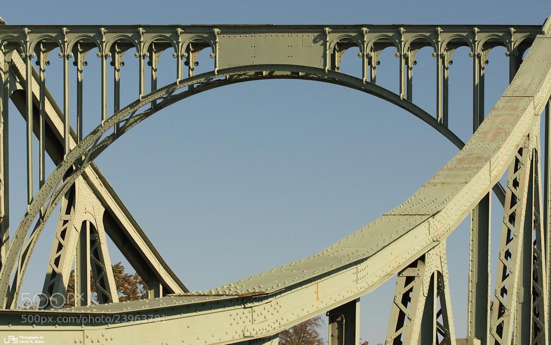 Photograph Berlin - Potsdam    Glienicker Brücke by Ulrich R. Sieber on 500px