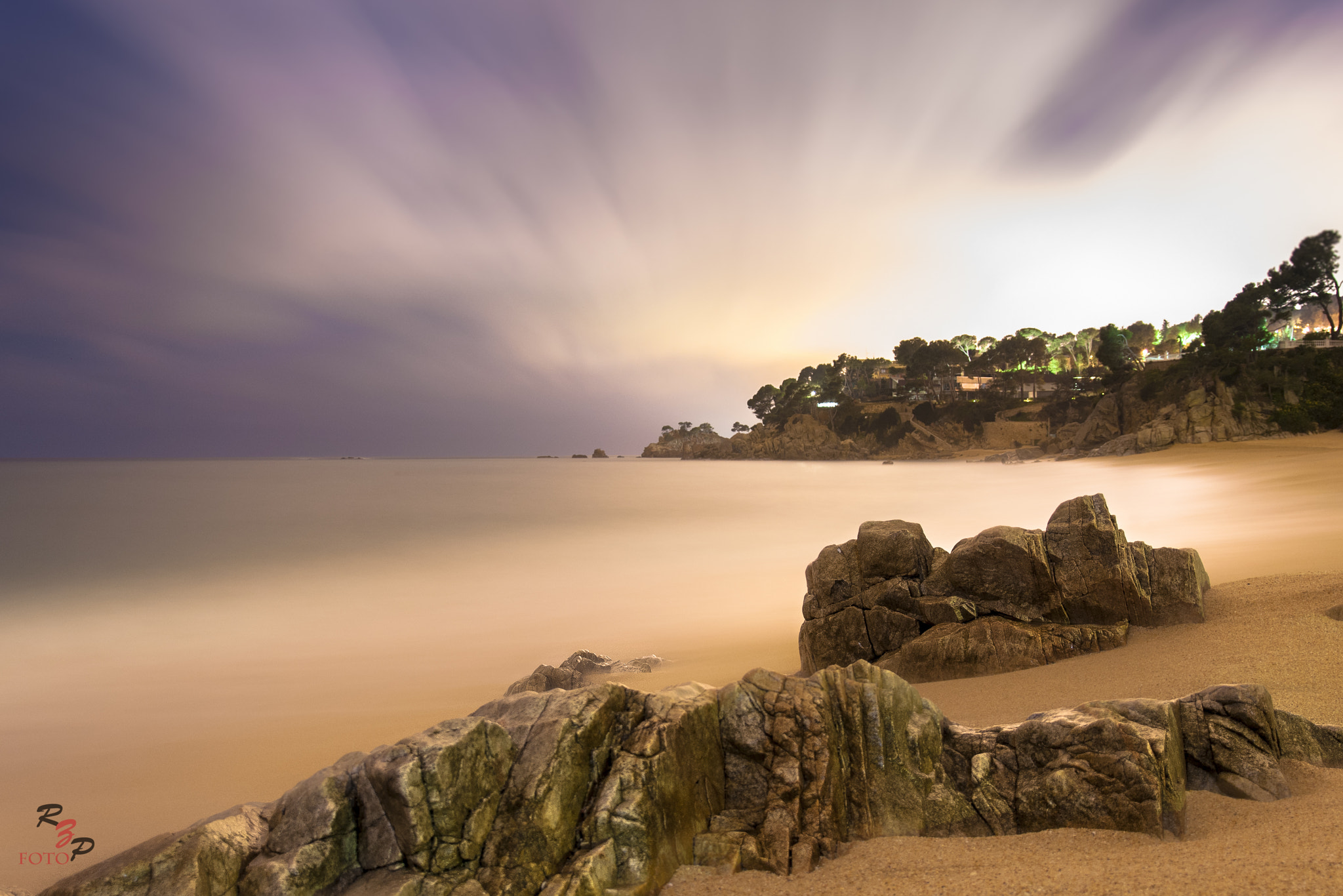 Photograph rocks in the sand by Ricard Zamora on 500px