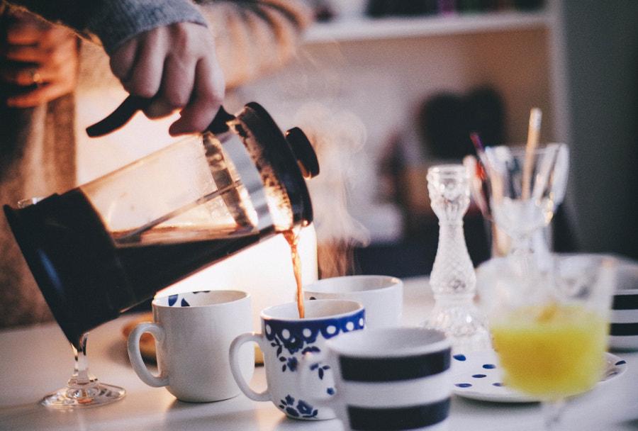 Food-Coffee-Breakfast