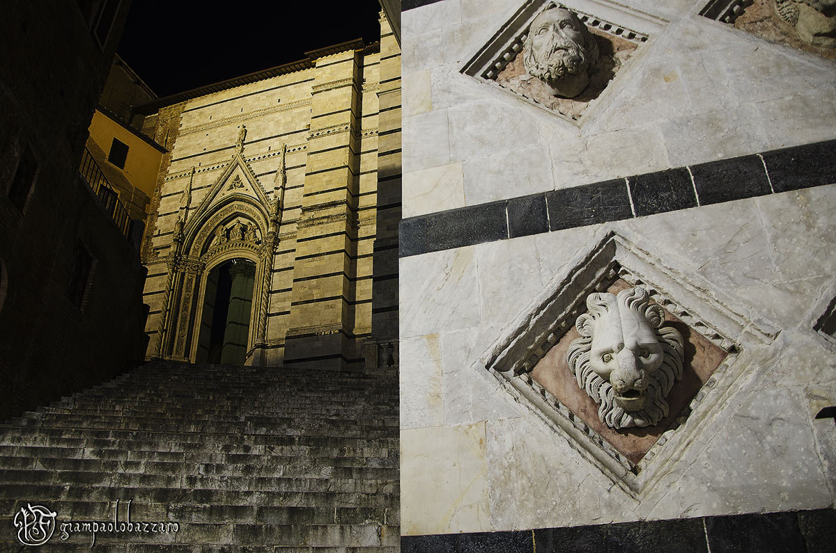 Photograph Siena.....notturno by lapococa on 500px
