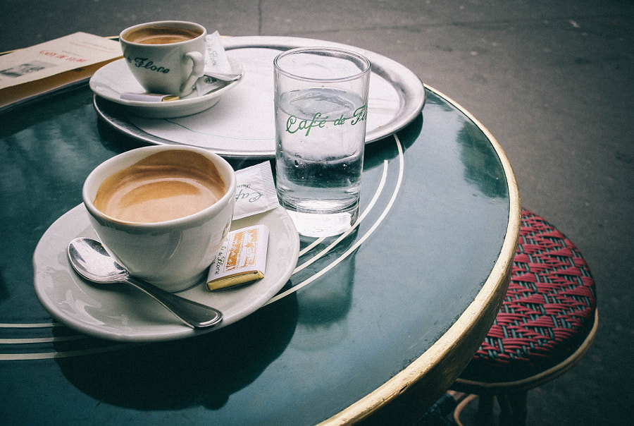 Paris-Coffee