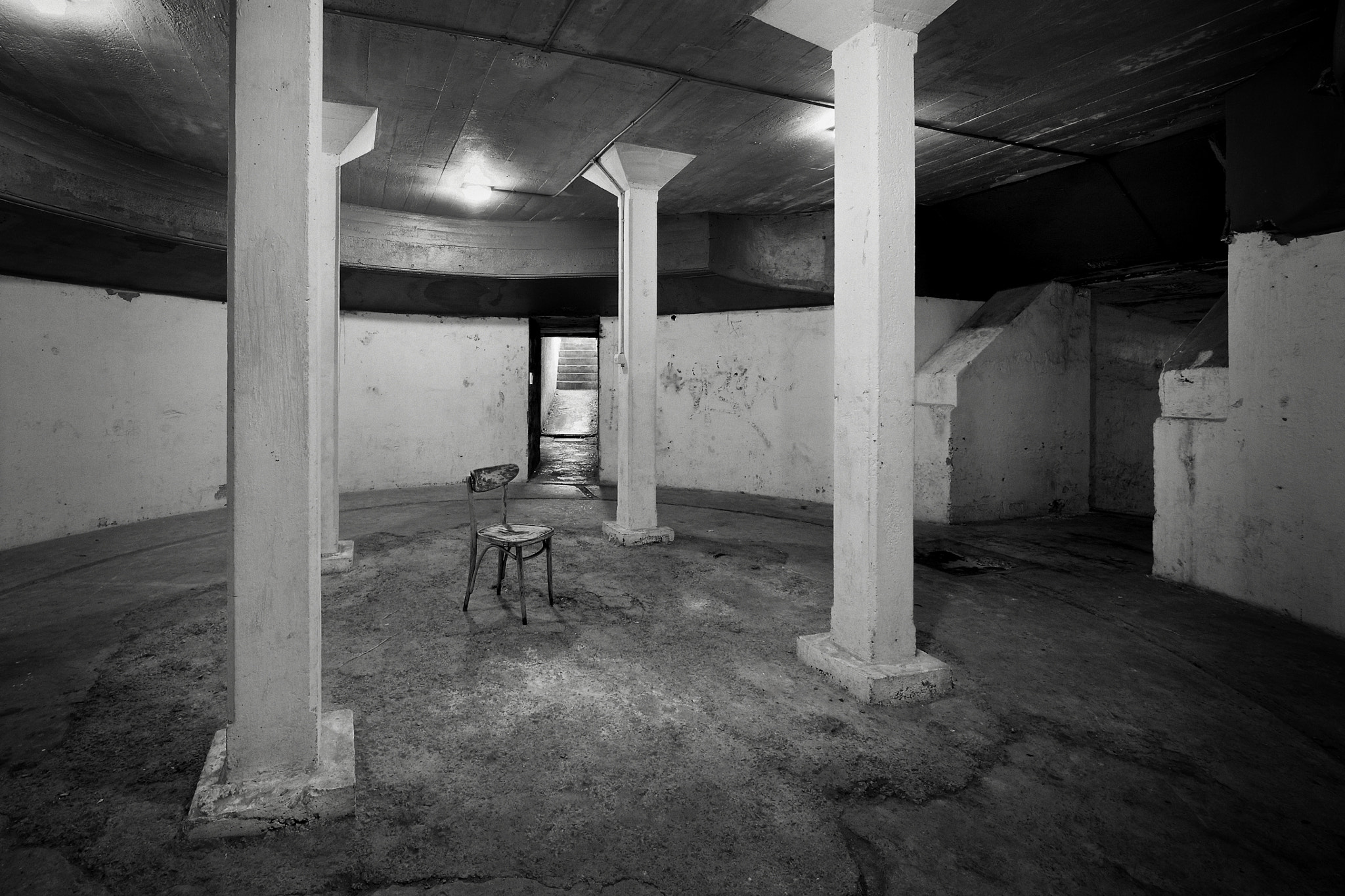 Photograph The Interrogation Chamber by Peter Denniston on 500px