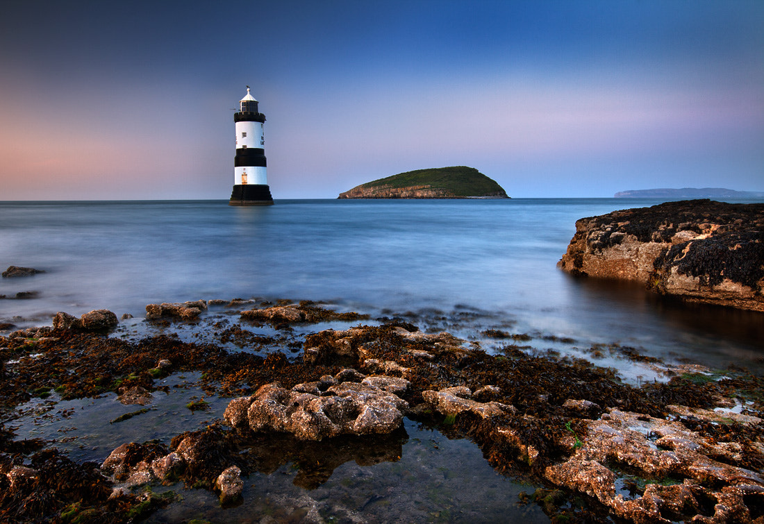 Photograph Penmon Point Lighthouse by Stephen Emerson on 500px