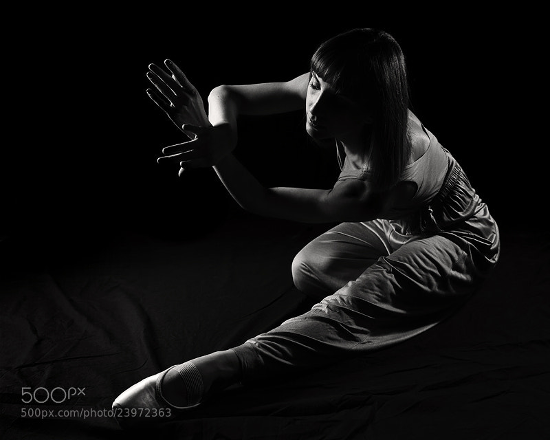 Photograph Dancer #2 by Alessandro Petrini on 500px