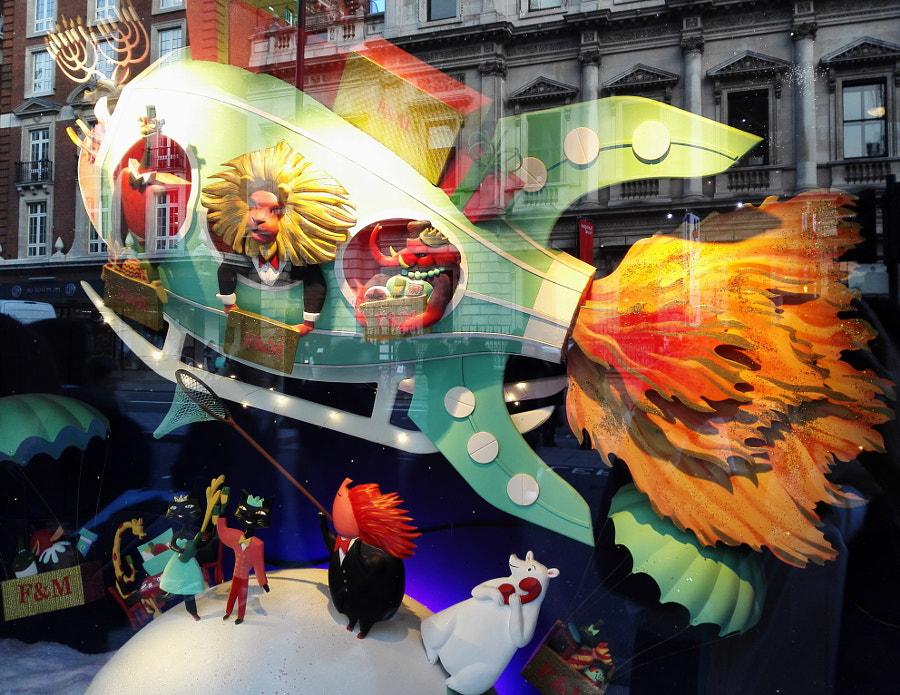 Fortnum & Mason, London by Sandra  on 500px.com